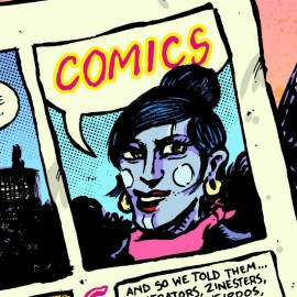 New! Monthly Comic Book Artists Rountable